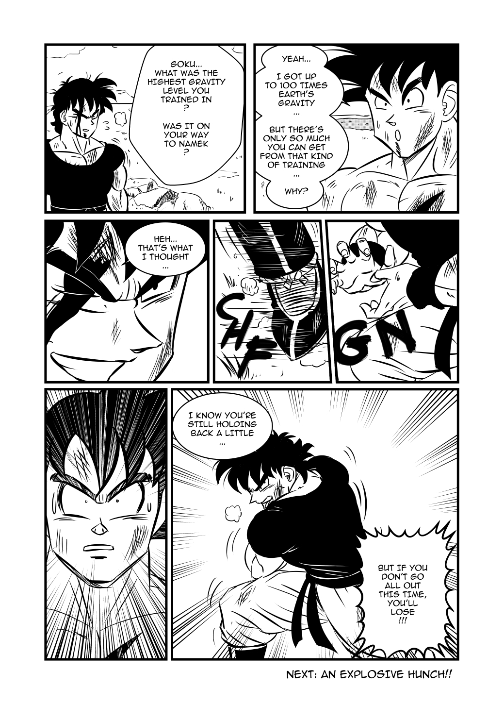 dragonball z elsewhere page 17
